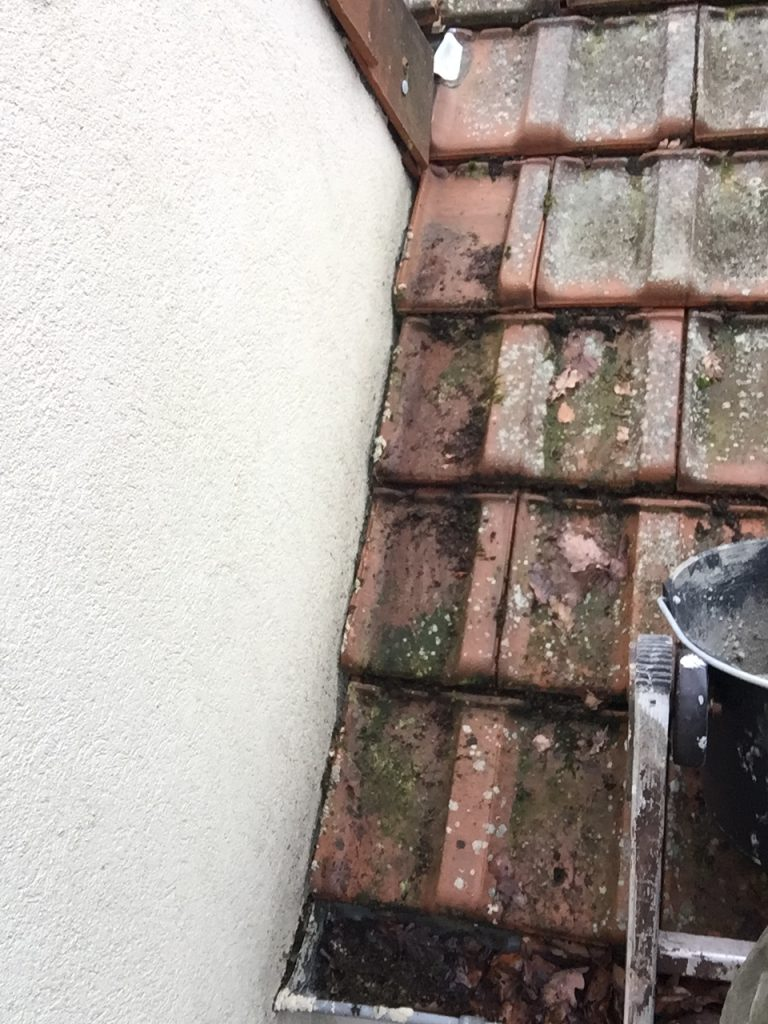reparation toit